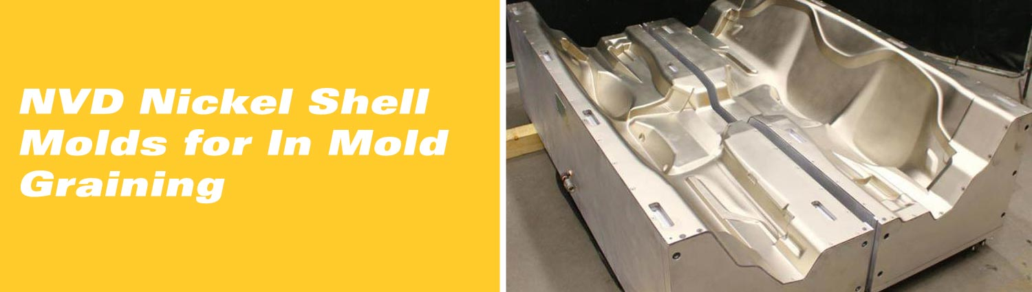 NVD Nickel Shell Molds for IMG